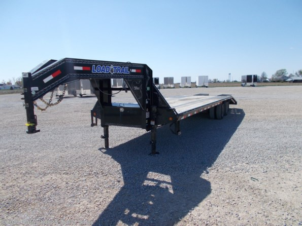 2018 Load Trail Used 102x30 Gooseneck 22K available in Arthur, IL