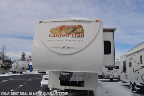 2007 Gulf Stream Canyon Trail 34RL