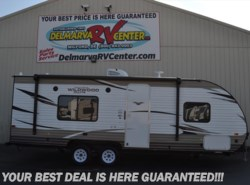 New 2018  Forest River Wildwood X-Lite 241QBXL by Forest River from Delmarva RV Center in Smyrna in Smyrna, DE