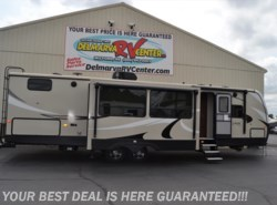 New 2018  Keystone Cougar XLite 34TSB by Keystone from Delmarva RV Center in Seaford in Seaford, DE