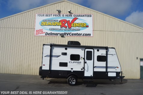 2019 Coachmen Clipper 17FQ