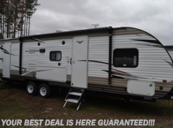 New 2019  Forest River Wildwood X-Lite 263BHXL by Forest River from Delmarva RV Center in Seaford in Seaford, DE