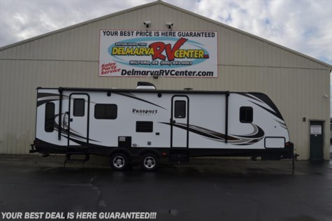 2017 Keystone Passport Ultra Lite Grand Touring 2890RL