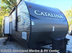 New 2018  Coachmen Catalina 293RLDS by Coachmen from Strickland Marine & RV Center in Seneca, SC