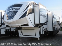 New 2018  Grand Design Momentum M Class 395M by Grand Design from Colerain RV of Columbus in Delaware, OH