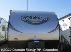 Used 2015  Forest River Salem 26TBUD by Forest River from Colerain RV of Columbus in Delaware, OH
