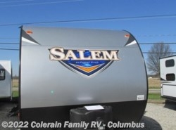 New 2019  Forest River Salem 27DBK by Forest River from Colerain RV of Columbus in Delaware, OH