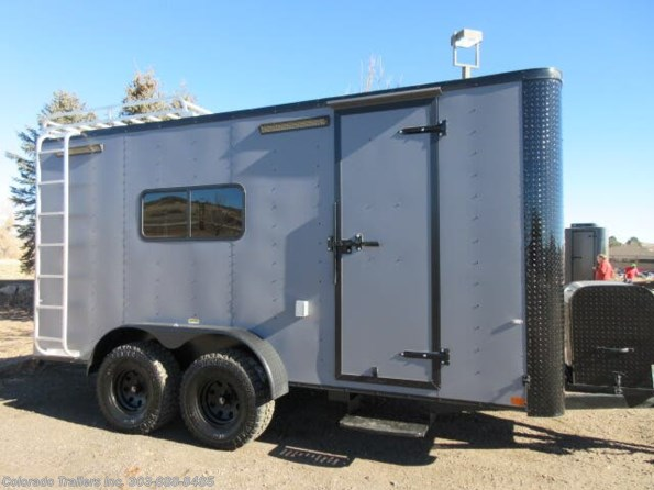 2021 Cargo Craft 7x16 available in Castle Rock, CO