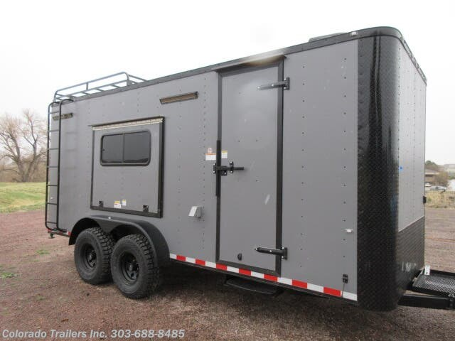 2021 Cargo Craft 7x18 - Stock #15825