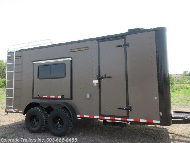 2021 Cargo Craft 7x18 - Stock #15847