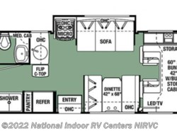New 2018  Forest River Forester 2861DSF by Forest River from National Indoor RV Centers in Lawrenceville, GA