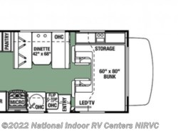 New 2018  Forest River Forester 2251SLEC by Forest River from National Indoor RV Centers in Lawrenceville, GA
