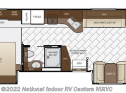 New 2018 Newmar Canyon Star 3513 available in Lawrenceville, Georgia
