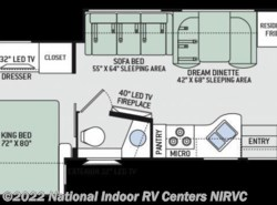 New 2019  Thor Motor Coach Palazzo 36.3 by Thor Motor Coach from National Indoor RV Centers in Lawrenceville, GA
