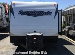 Used 2016  Keystone Springdale 225RBWE by Keystone from Redwood Empire RVs in Ukiah, CA