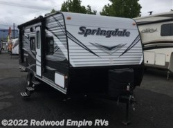New 2018  Keystone Springdale 202 QBWE by Keystone from Redwood Empire RVs in Ukiah, CA