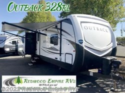 New 2018  Keystone Outback 328RL by Keystone from Redwood Empire RVs in Ukiah, CA
