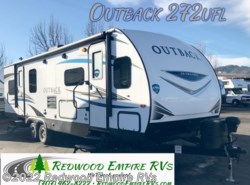 New 2018  Keystone Outback Ultra-Lite TT 272UFL by Keystone from Redwood Empire RVs in Ukiah, CA