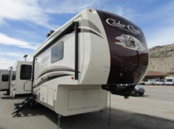 New 2018  Forest River Cedar Creek 34RE by Forest River from First Choice RVs in Rock Springs, WY