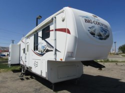 Used 2008  Heartland RV Big Country 3490BHS by Heartland RV from First Choice RVs in Rock Springs, WY