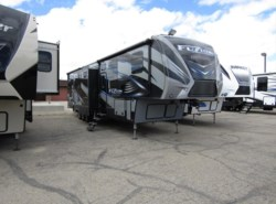 Used 2017  Keystone Fuzion 414 by Keystone from First Choice RVs in Rock Springs, WY