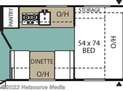 New 2018  Coachmen Viking Ultra-Lite 16FB by Coachmen from U-Neek RV Center in Kelso, WA