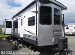 New 2018  Forest River Wildwood Lodge 393RLT by Forest River from U-Neek RV Center in Kelso, WA