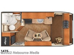 New 2018  Lance  Travel Trailers 1475 by Lance from U-Neek RV Center in Kelso, WA