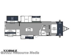 New 2018  Forest River Surveyor Family Coach 322BHLE by Forest River from U-Neek RV Center in Kelso, WA
