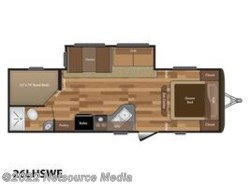 New 2018  Keystone Hideout LHS 26LHSWE by Keystone from U-Neek RV Center in Kelso, WA