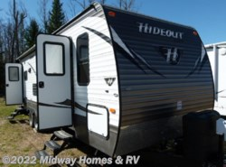 Used 2016 Keystone Hideout 26RLS available in Grand Rapids, Minnesota