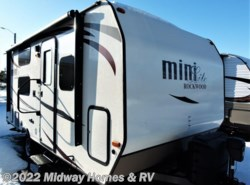 New 2017  Forest River Rockwood Mini Lite 1905BH by Forest River from Midway Homes & RV in Grand Rapids, MN