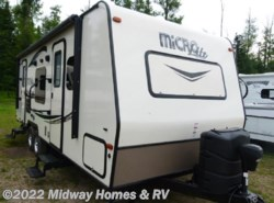 Used 2016 Forest River Flagstaff Micro Lite 25DKS available in Grand Rapids, Minnesota