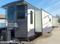 New 2018  Palomino Puma 37PFL by Palomino from Midway Homes & RV in Grand Rapids, MN