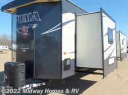 New 2018  Palomino Puma 38RLQ by Palomino from Midway Homes & RV in Grand Rapids, MN