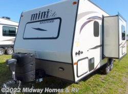 Used 2017  Forest River Rockwood Mini Lite 2109S by Forest River from Midway Homes & RV in Grand Rapids, MN