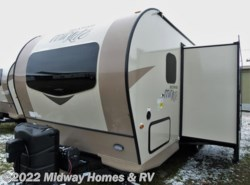 New 2018  Forest River Rockwood Mini Lite 2507SD by Forest River from Midway Homes & RV in Grand Rapids, MN