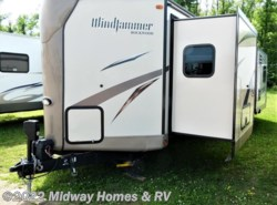 Used 2016  Forest River Rockwood Windjammer 3029W by Forest River from Midway Homes & RV in Grand Rapids, MN