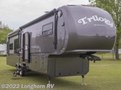 Used 2013  Dynamax Corp Trilogy 3850D3 by Dynamax Corp from Longhorn RV in Mineola, TX