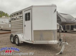 New 2018  Featherlite  9651 2 Horse Slant Package B Horse Trailer by Featherlite from Longhorn RV in Mineola, TX
