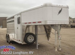 New 2018  Featherlite  9751 3 Horse Slant Package B Horse Trailer by Featherlite from Longhorn RV in Mineola, TX