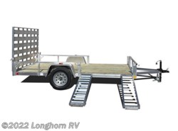 New 2018  Rance Rough Rider UtilityTrailers RRU558SA by Rance from Longhorn RV in Mineola, TX