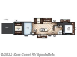 New 2018  Forest River Vengeance 377V by Forest River from East Coast RV Specialists in Bedford, PA