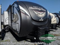 New 2019 Forest River Wildwood Heritage Glen LTZ 272RL available in Bedford, Pennsylvania