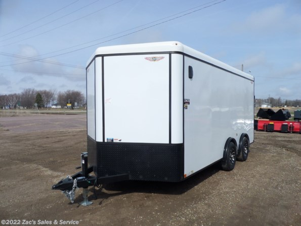 2021 H&H H9616TRTV-100 available in Sherburn, MN