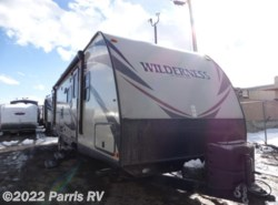 Used 2015  Heartland RV Wilderness WD 3125 BH