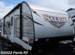 New 2018  Forest River Salem Cruise Lite 27TDSS by Forest River from Parris RV in Murray, UT