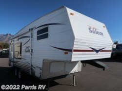 Used 2008  Forest River Salem 238RKXL by Forest River from Parris RV in Murray, UT