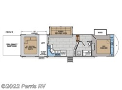 New 2019  Forest River XLR Nitro 29DK5 by Forest River from Parris RV in Murray, UT