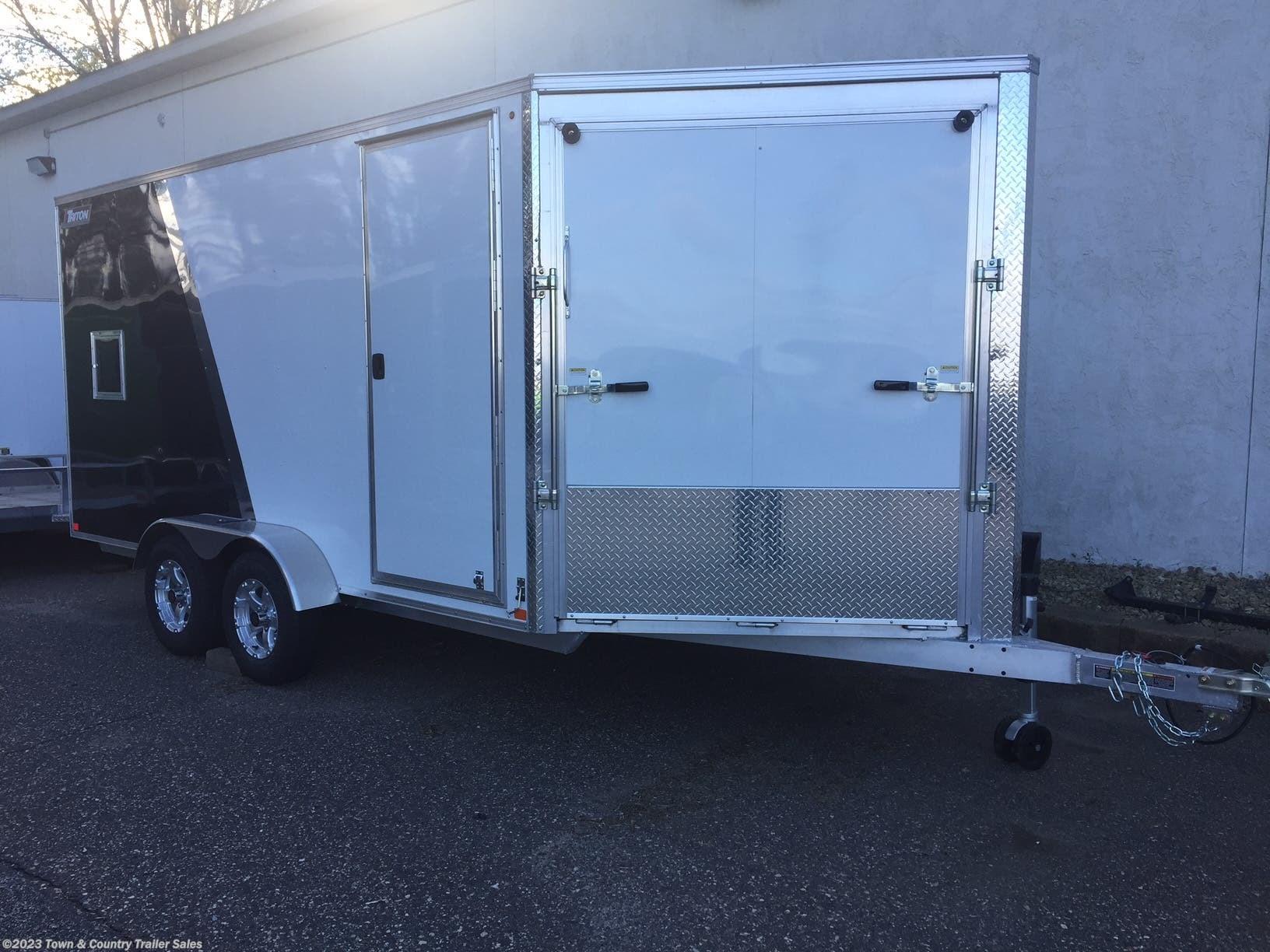 2019 Triton snowmobile trailers
